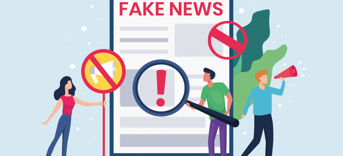 "Illustration ""Fake News"""